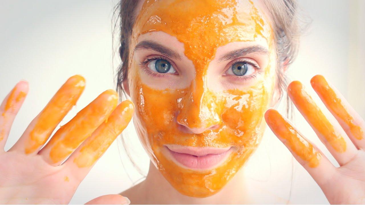 honey facemask