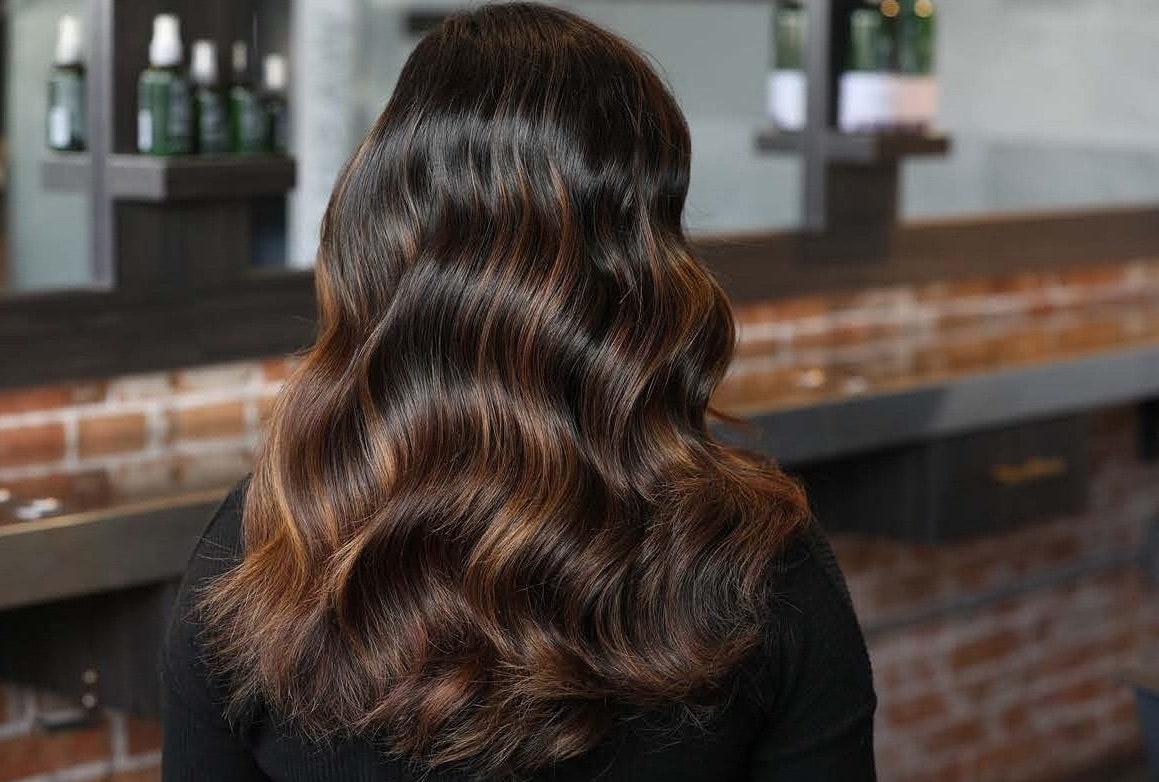 Brown ale hair color